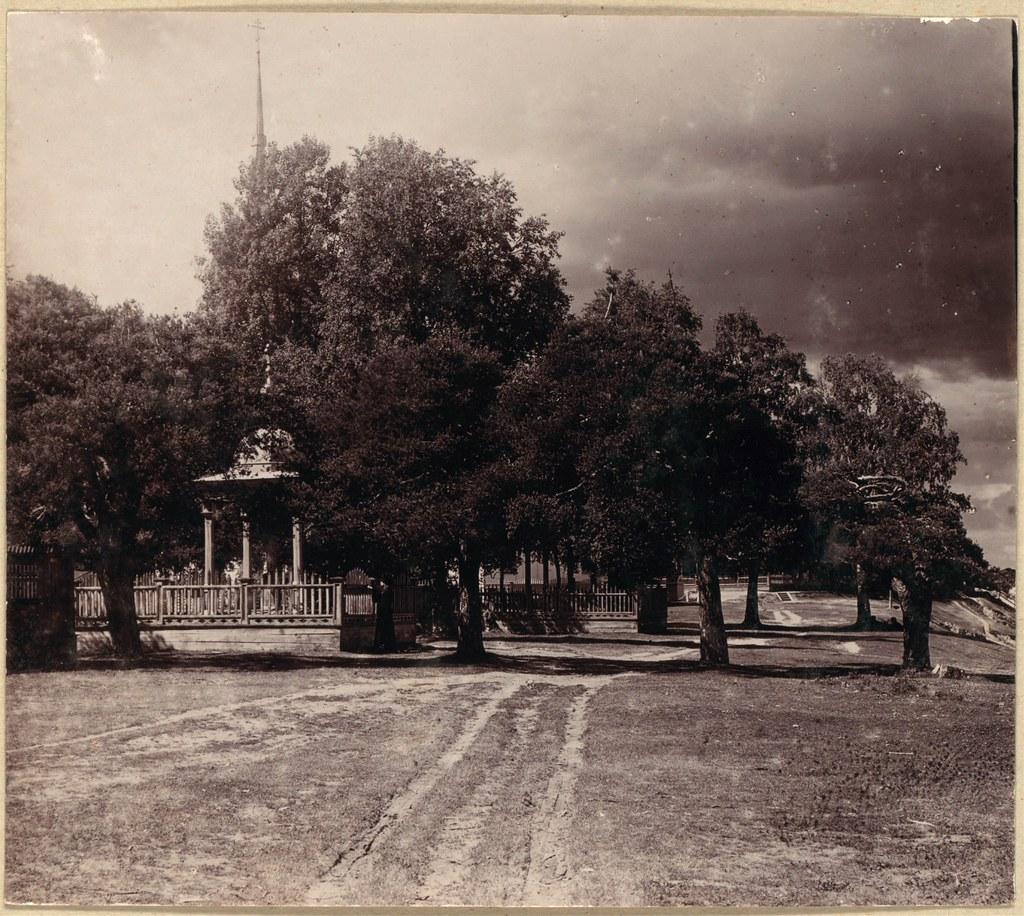08. Часовня Георгия Победоносца. 1909