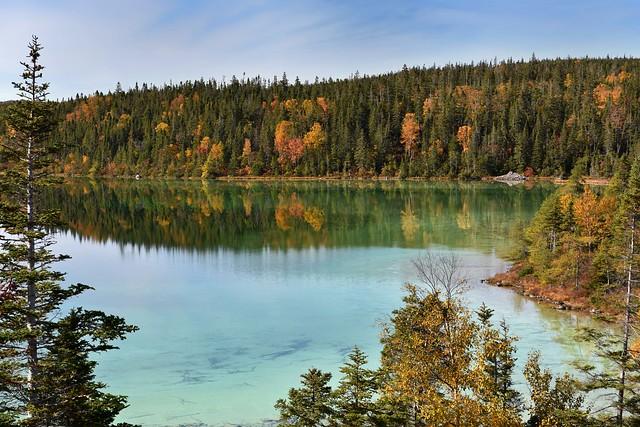 Autumn On Watson's Pond