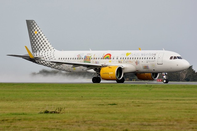 EC-NAJ Airbus A320-271NEO Vueling