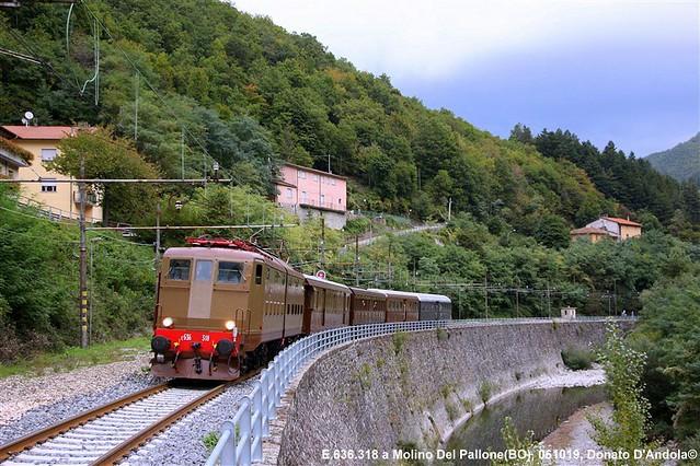 Porrettana Express, 06.10.19 Molino Del Pallone(BO)