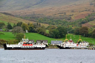 Loch Alainn & Loch Dunvegan