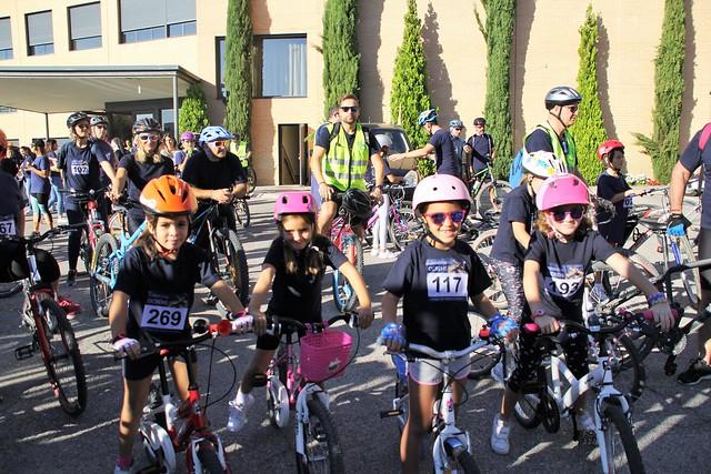 VII Ruta ciclista en familia