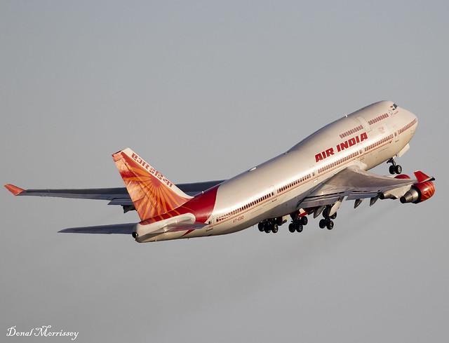 Air India 747-400 VT-ESO