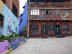 Barrio Egipto in Bogota