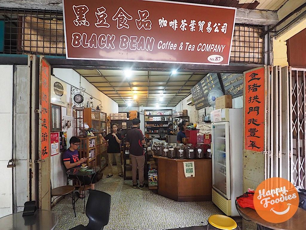 Black Bean Coffee & Tea
