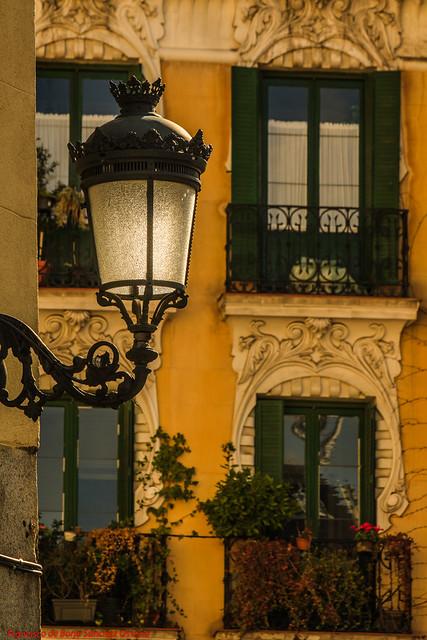 CALLES CÉNTRICAS-Madrid