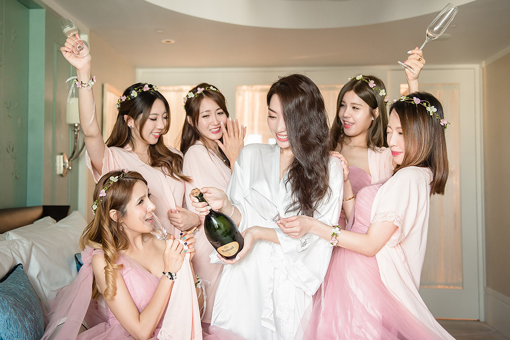 [婚攝] Tim & Candy 婚禮攝影@文華東方酒店 婚禮攝影