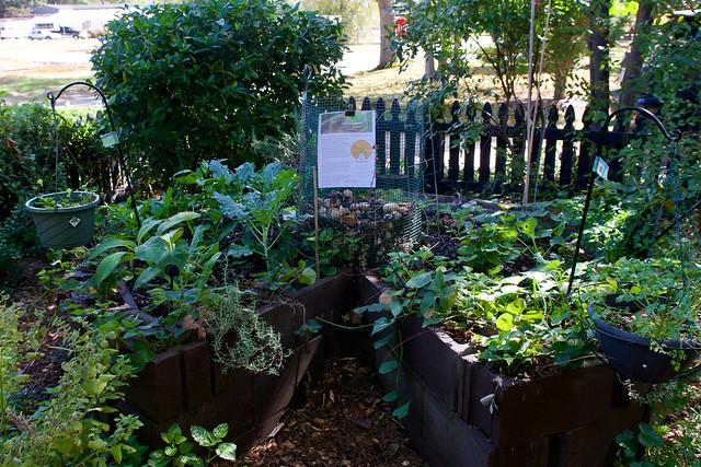 Keyhole Garden