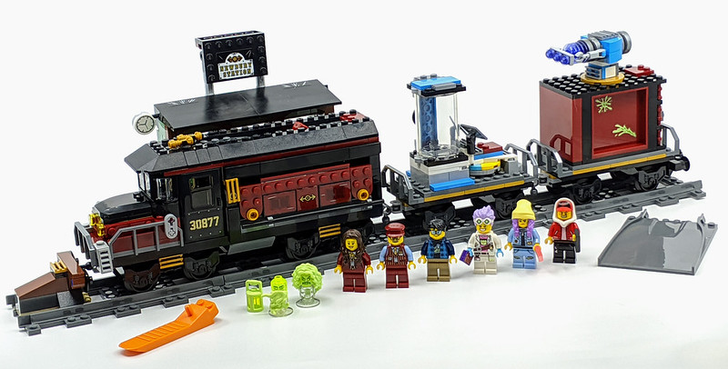 70424: Ghost Train Express Review