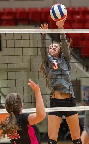 Virginia High vs Lebanon Volleyball