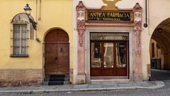 Italy, Emilia-Romana, Parma, Via Cardinal Ferrari