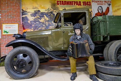 GAZ AAA 1934 Goda