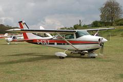 D-EJLY Cessna 182K [182-57879] Popham 010510