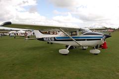 N681EW Reims-Cessna F182Q [0039] Popham 010510