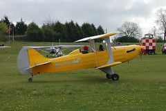 G-TLAC The Light Aircraft Company RL-5A [LAA 237B-13895] Popham 010510