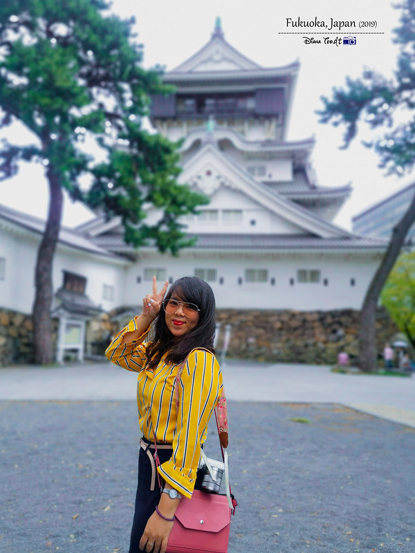 2019 Japan Kitakyushu Kokura Castle 1