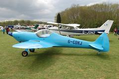 G-CDKJ Silence Aircraft Twister [PFA 329-14336] Popham 010510