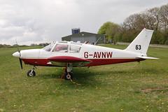 G-AVNW Piper PA-28-180 [28-4210] Popham 010510