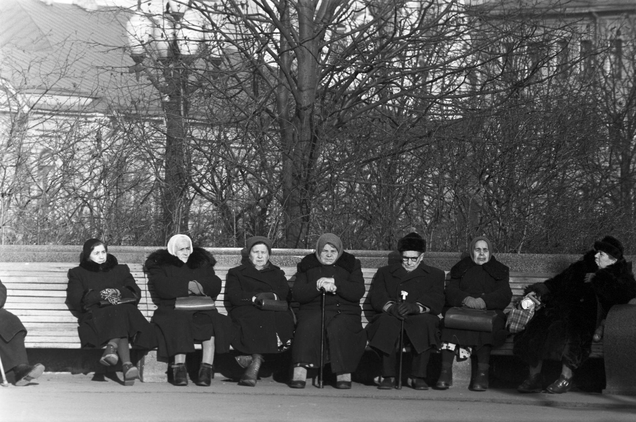 В Москве 16 ноября 1959