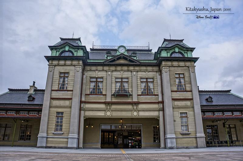2019 Japan Kitakyushu Mojiko Station 2