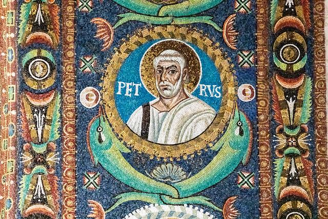 Basilica di San Vitale   Ravenna-78