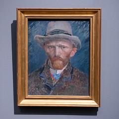 Vincent's Selfie