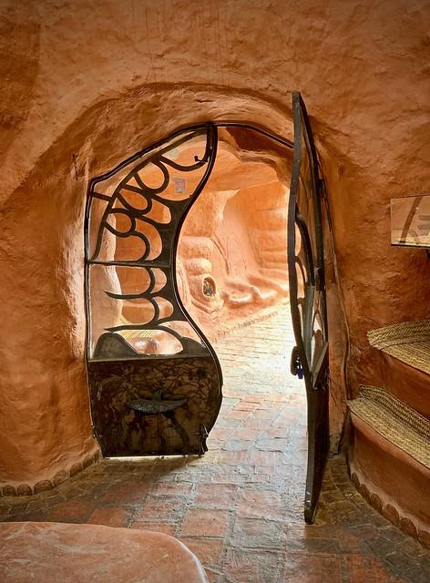 Doorway, Casa Terracota