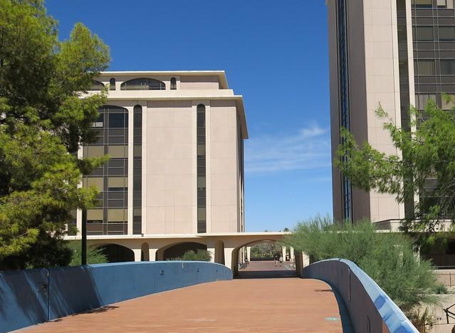 Tucson Civic Center Pedestrian Bridge