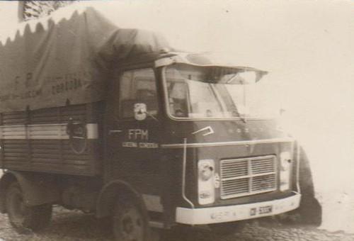 camio Nazar C Transportes Felipe Pineda Lucena Còrdova