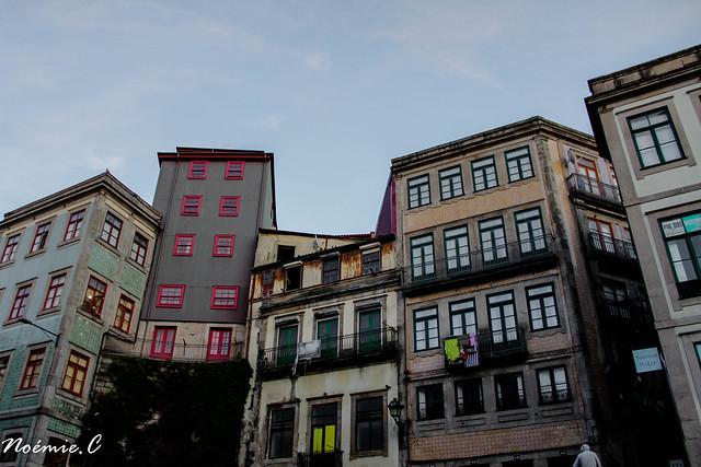 Façades portugaises