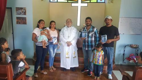 Baptism of Dubraska Rachell Santana