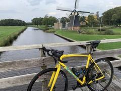 67km autumn ride in Drenthe