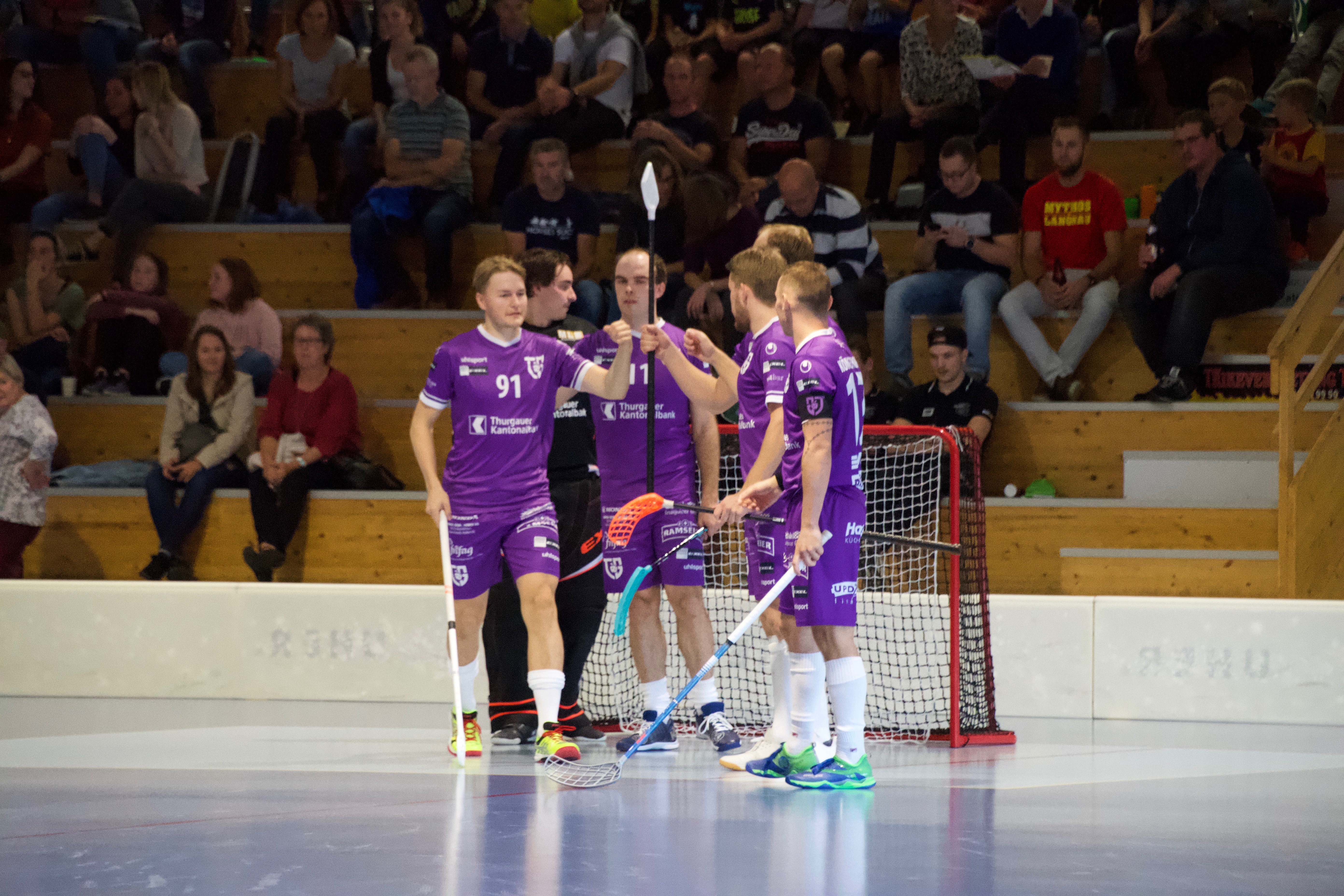 Herren I - Floorball Thurgau Saison 2019/20
