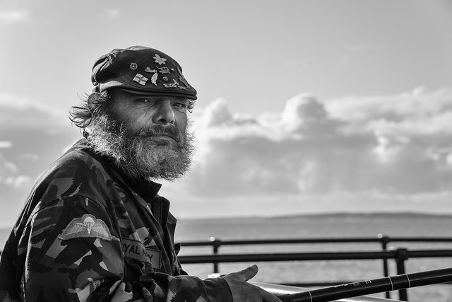 Allan the fisherman