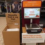 Sainsbury's Reusable Fruit & Veg Bags