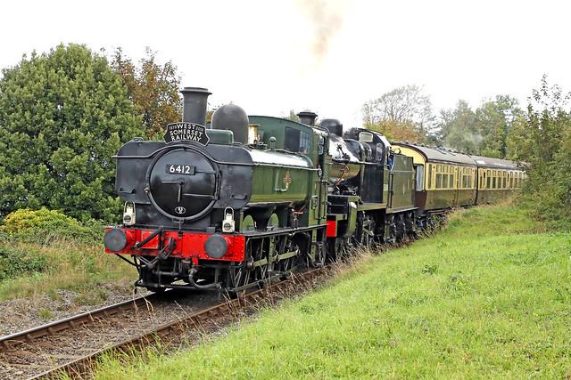 6412 GWR 0-6-0PT