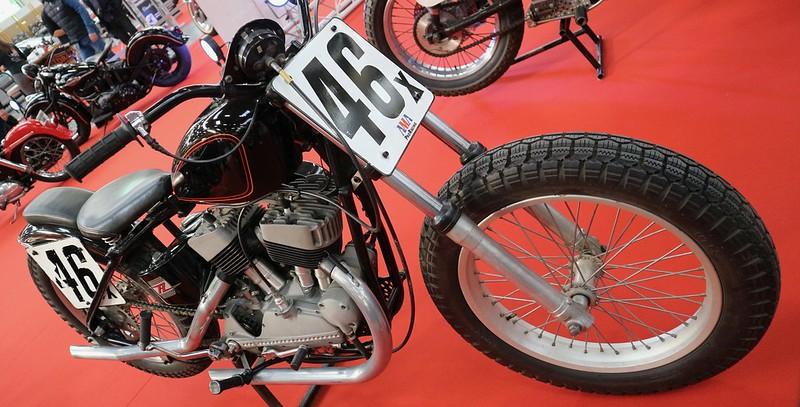 Harley Davidson  KR 750 1952/1969 configuration Dirt Track -  Automedon 2019 48892209363_27a41ede35_c