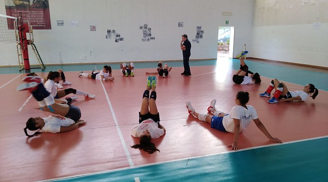 preparazione academy 8