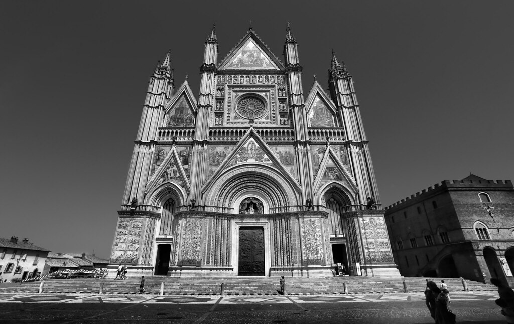 -Orvieto Cathedral-