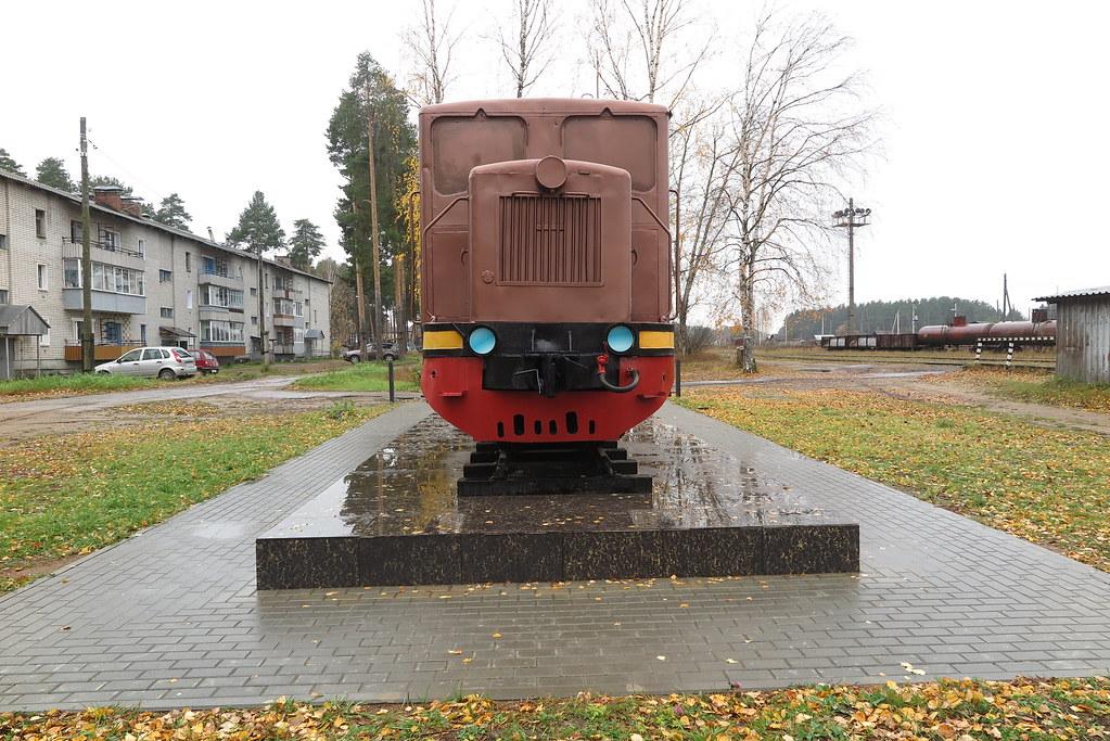 005 ТУ-4 памятник в Каринторфе