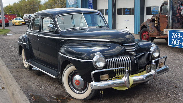 1941 DeSoto Custom
