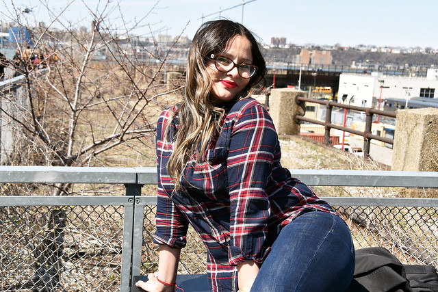 Picture Taken Of Carolina At The Highline Park In New York City. Photo Taken Thursday April 4, 2019