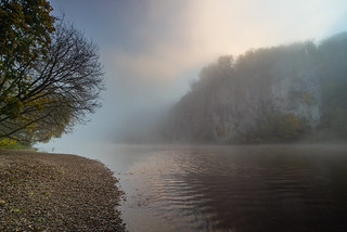 another one from a foggy sunrise walk