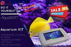Special offer, aquarium kit DIY only 149€. #aquasoft #offer #diy