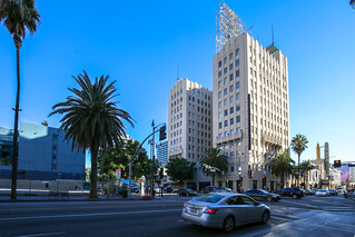 Hollywood & Vine - Equitable Building of Hollywood