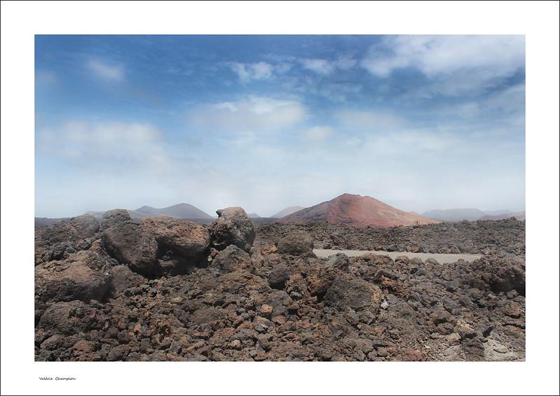V@lou  - Valérie Champion | Route des Volcans Lanzarote
