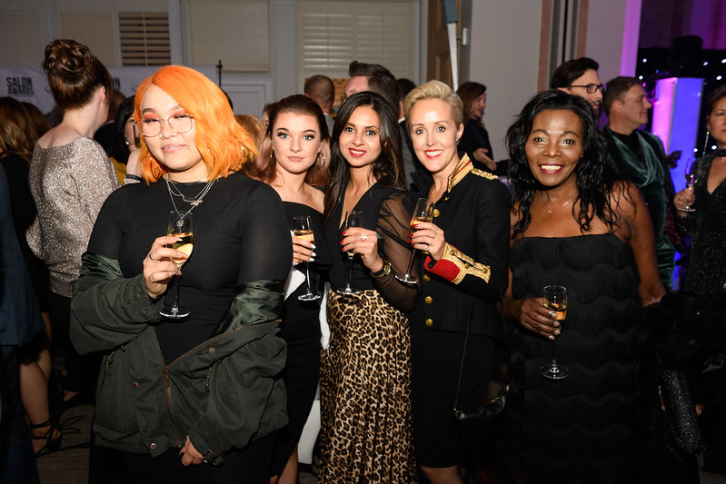Sussex Salon Awards Party 2019