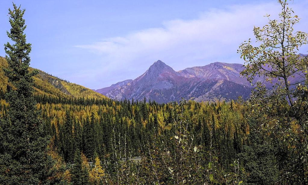 Purple Mountains Majesty - Alaska
