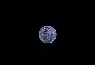 Luna del 13 Ottobre 2019