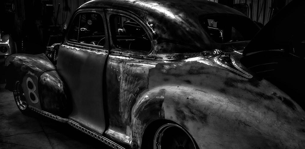 1947 Chevy - Hangar Queen